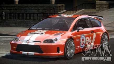 Citroen C4 SP Racing PJ3 для GTA 4