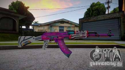 AK47 Armageddon Imperial Driver для GTA San Andreas