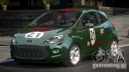 Ford Ka BS-R L3 для GTA 4