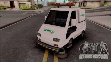 Sweeper Comcap SC для GTA San Andreas