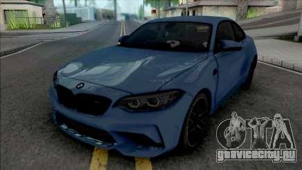 BMW M2 2018 для GTA San Andreas