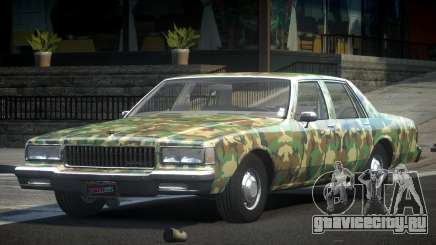 Chevrolet Caprice 80S L4 для GTA 4