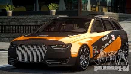 Audi RS4 BS-R PJ1 для GTA 4