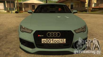 Audi RS7 Performance для GTA San Andreas