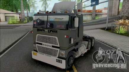 Ford 9000 Grey для GTA San Andreas