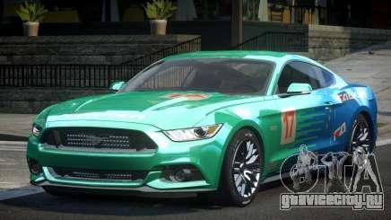 Ford Mustang GT U-Style L5 для GTA 4