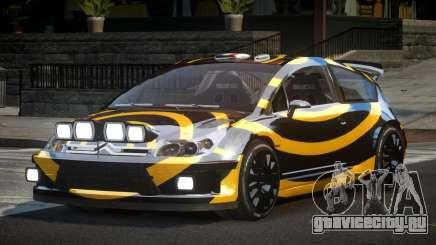 Citroen C4 SP Racing PJ6 для GTA 4
