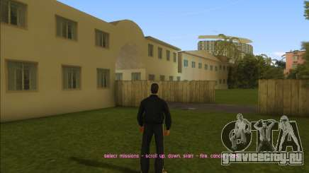 Mission selection для GTA Vice City