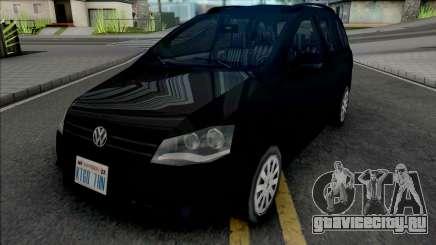 Volkswagen Spacefox 2012 для GTA San Andreas