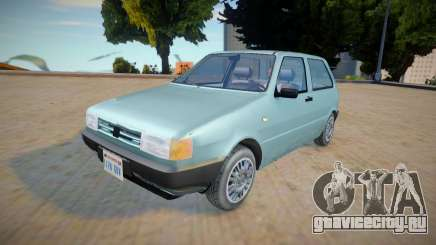 Fiat Uno Mille 1995 - Improved для GTA San Andreas