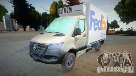 Mercedes-Benz Sprinter 2020 Box для GTA San Andreas