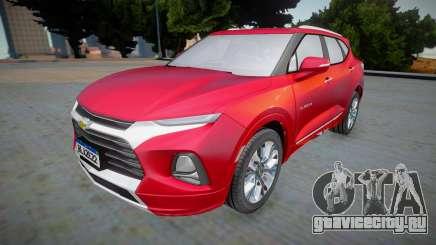 Chevrolet Blazer 2020 для GTA San Andreas