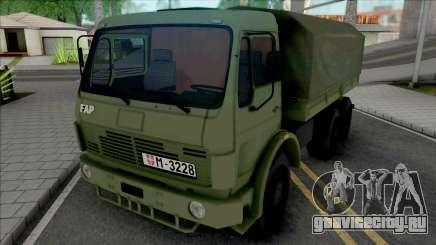 FAP 2026 [Serbian Military Truck] для GTA San Andreas