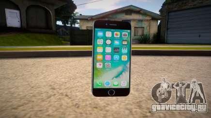 iPhone 7 mod для GTA San Andreas