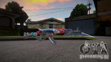AK Hero Alpha для GTA San Andreas