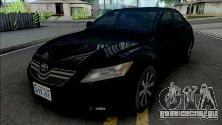 Toyota Camry 2010 Improved для GTA San Andreas