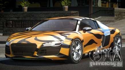Audi R8 BS-G L10 для GTA 4