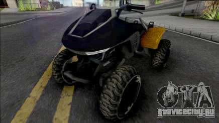 GTA Halo UNSC Mongoose GGM Conversion для GTA San Andreas