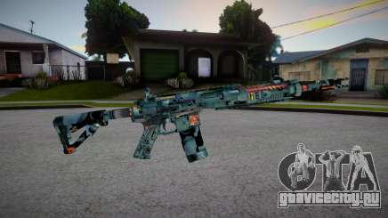 M4A1 VIP для GTA San Andreas
