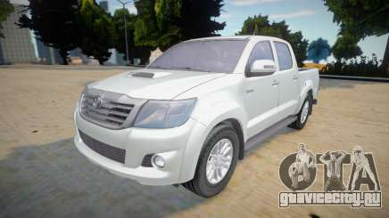 Toyota Hilux 2014 Diesel для GTA San Andreas