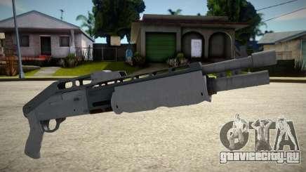 GTA V: Combat Shotgun для GTA San Andreas