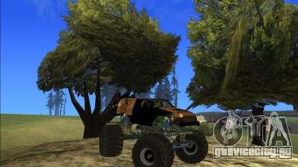 No Farmer No Food Monster Truck для GTA San Andreas