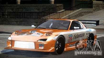 Mazda RX-7 GST G-Tuned L8 для GTA 4