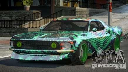 Ford Mustang RTR-X PJ1 для GTA 4