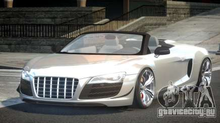 Audi R8 GST R-Style для GTA 4