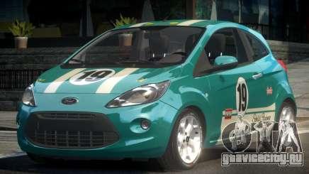 Ford Ka BS-R L4 для GTA 4