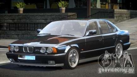 BMW M5 E34 GST HR для GTA 4