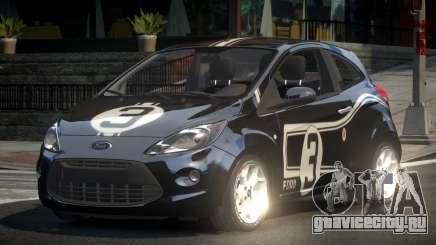 Ford Ka BS-R L1 для GTA 4