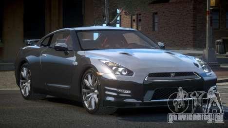Nissan GT-R Egoist для GTA 4