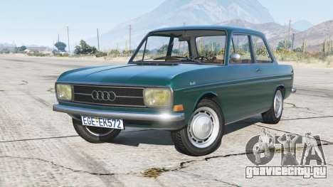 Audi 60 2-door sedan (F103) 1969〡add-on