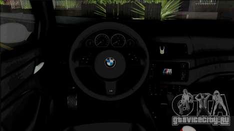 BMW 3-er E46 330D для GTA San Andreas