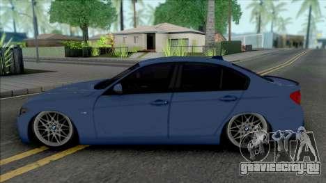 BMW 320i MSport F30 для GTA San Andreas