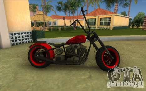 GTA 4 Freeway для GTA Vice City