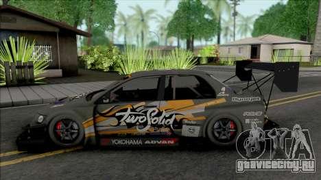 Mitsubishi Lancer Evolution VIII Time Attack для GTA San Andreas