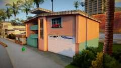 LS Santa Maria Beach Hideout fix для GTA San Andreas