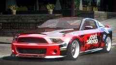 Shelby GT500SS L10 для GTA 4