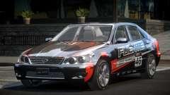 Lexus IS300 SP-R L7 для GTA 4