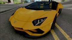 Lamborghini Aventador S Roadster для GTA San Andreas