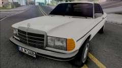 Mercedes-Benz W123 CE Coupe 1986 для GTA San Andreas