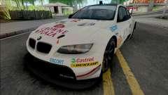 BMW M3 GT2 (SA Light) для GTA San Andreas