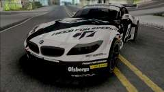 BMW Z4 GT3 Team NFS