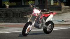 Honda CRF 250 L4 для GTA 4