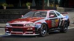 Nissan Skyline PSI Drift L3 для GTA 4