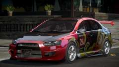 Mitsubishi Lancer X GST-R PJ5 для GTA 4