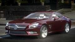 Mercedes-Benz SL500 BS V1.1 для GTA 4