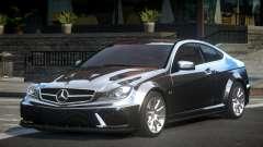 Mercedes-Benz C63 BS AMG V1.1 для GTA 4